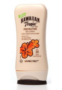 HAWAIIAN TROPIC SENSITIVE SUN LOTION 100ml FPS30